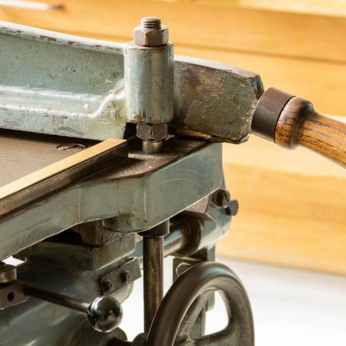 Boekbinderij Papyrus gereedschap